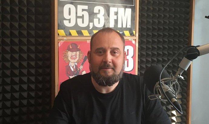 Petr Kolínko, rádio Beat
