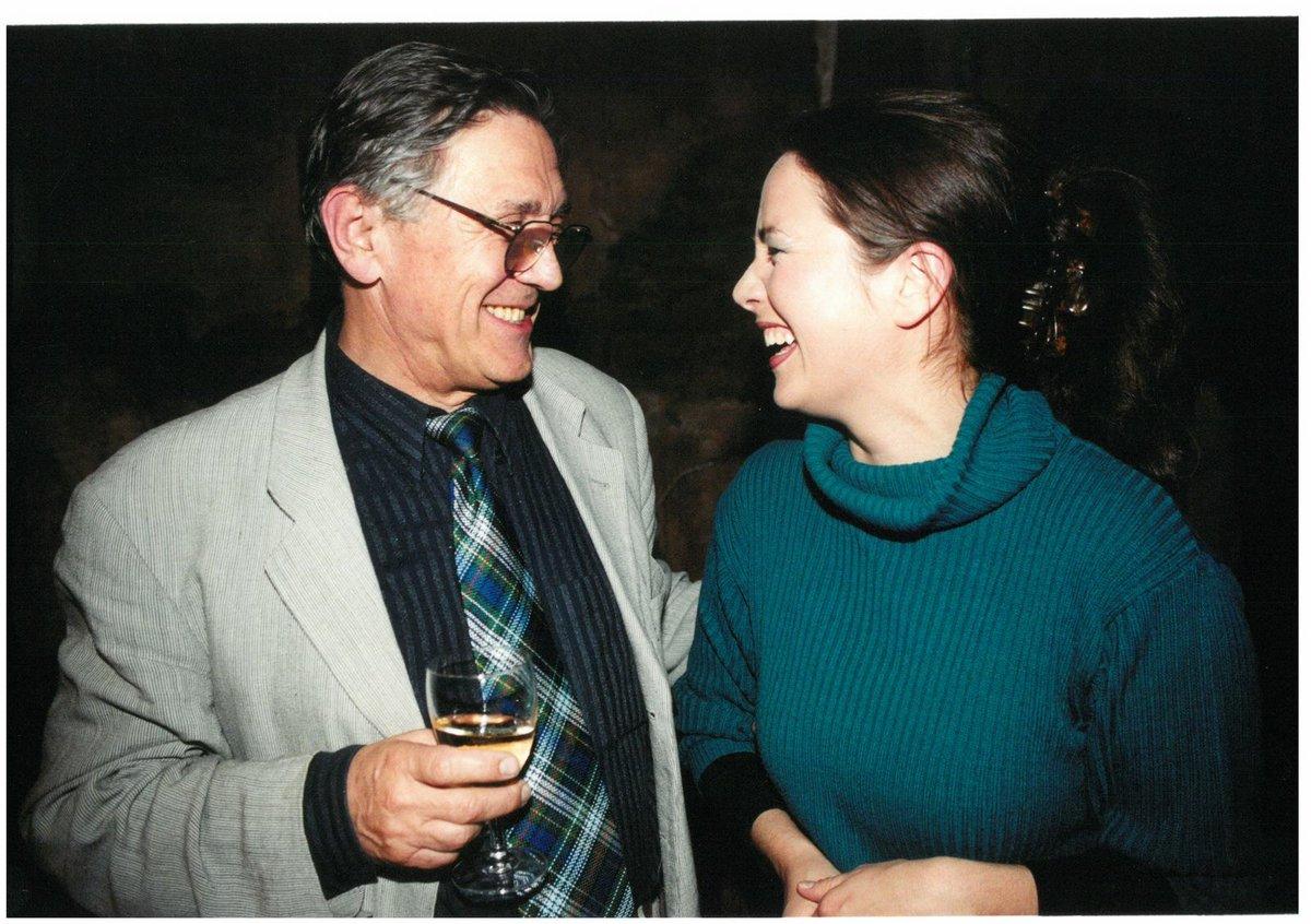 Petr Kostka s dcerou Terezou