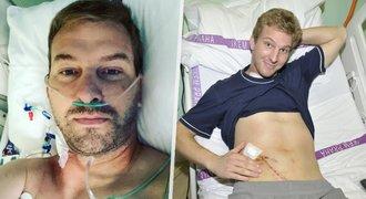 Petr Mikolanda je po druhé transplantaci: Mám v těle už 4 ledviny!