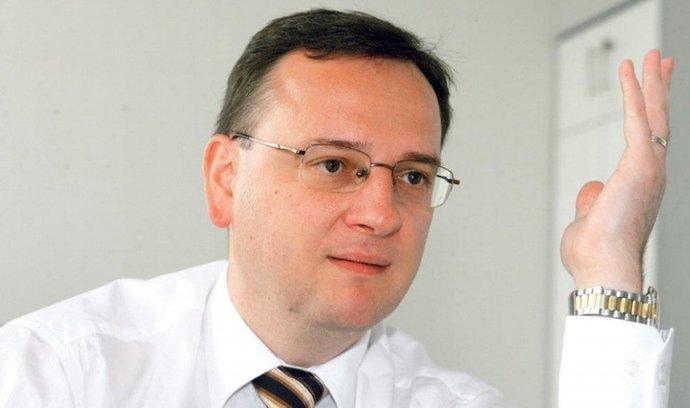 Petr Nečas, ODS