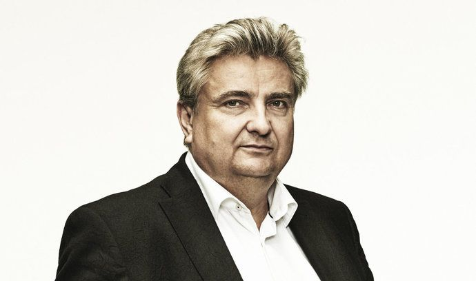 Ředitel KKCG Real Estate Petr Pujman.