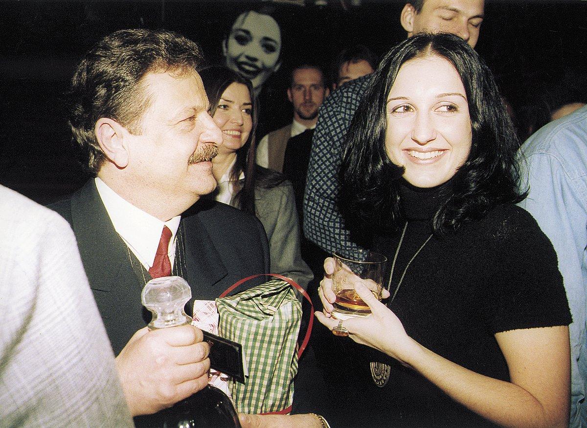 Radka Fišarová a Petr Spálený