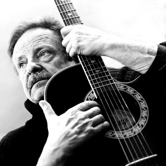 Zpěvák a muzikant Petr Spálený.