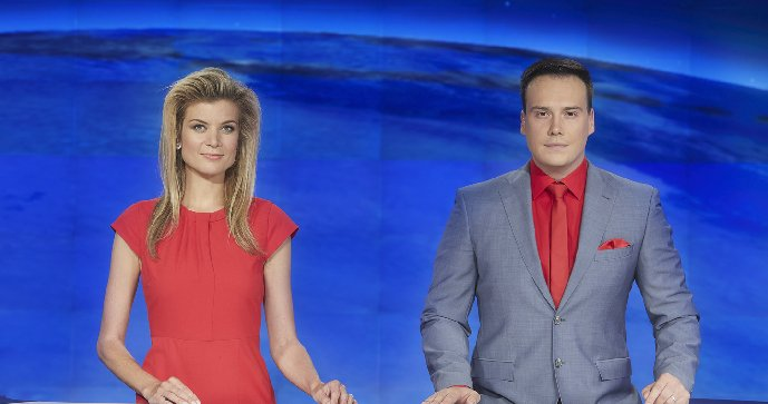 Petr Suchoň a Iveta Vítová