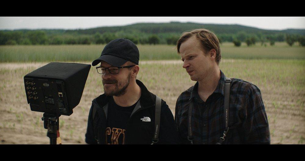 Záběry z filmu Modelář režiséra Petra Zelenky