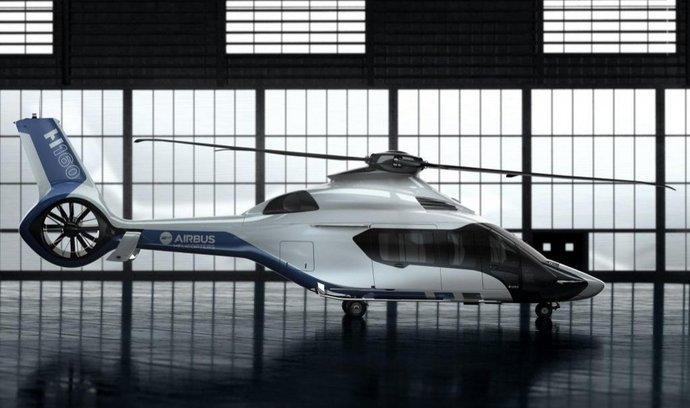 Peugeot navrhl vrtulník, změnu oboru ale nechystá