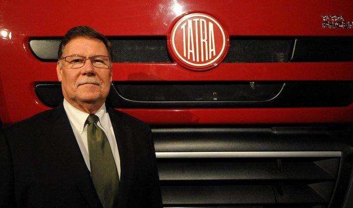 Šéf Tatry Ronald Adams