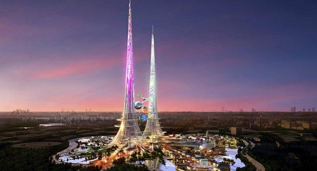 Phoenix Towers: Mrakodrap až do nebes