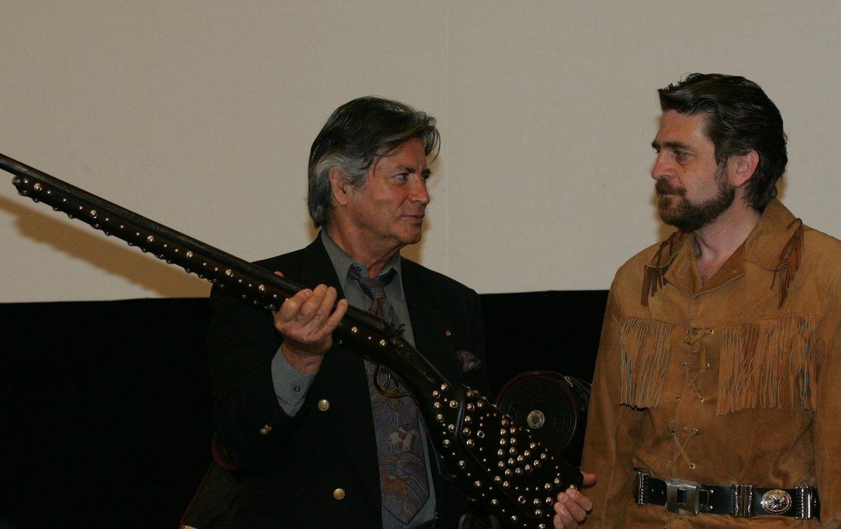 Pierre Brice, Jan Koten a stříbrná ručnice.