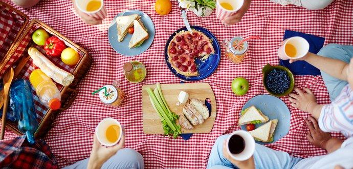 Vyberte sa na piknik do prírody