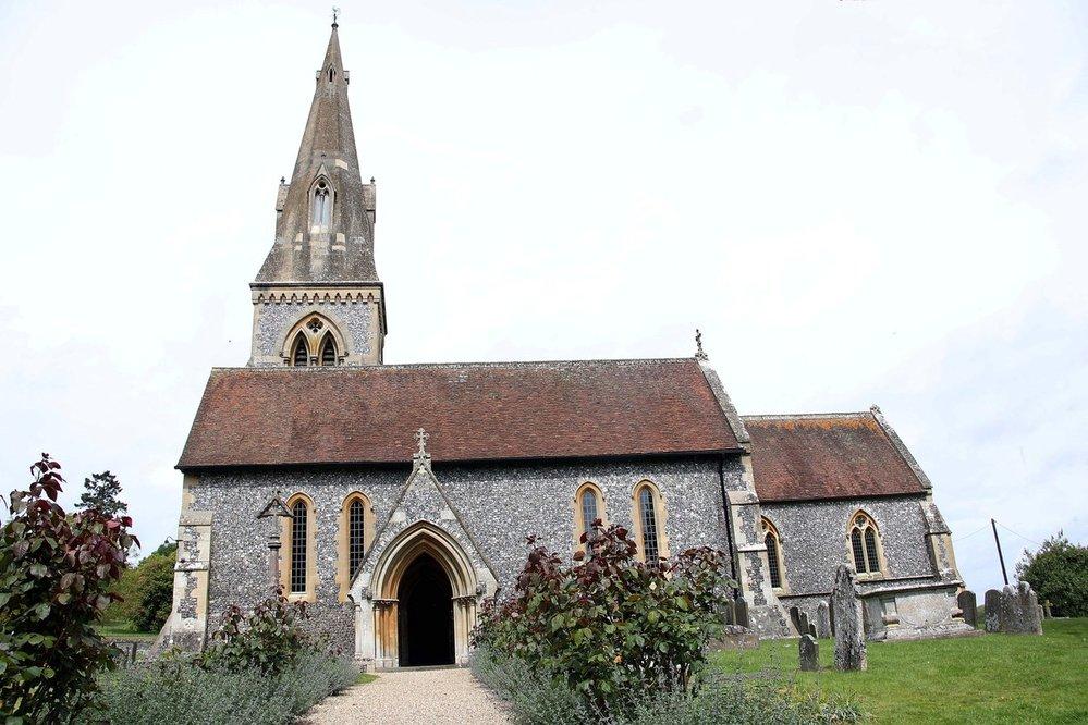 Kostelík Sv. Marka