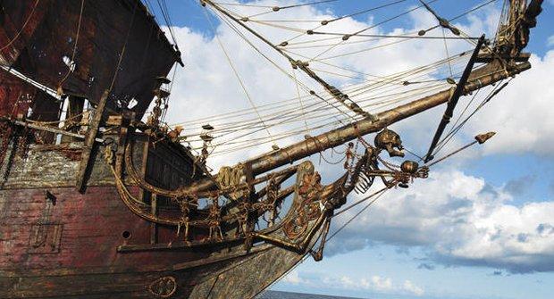 Opravdoví piráti: úskoky a útoky