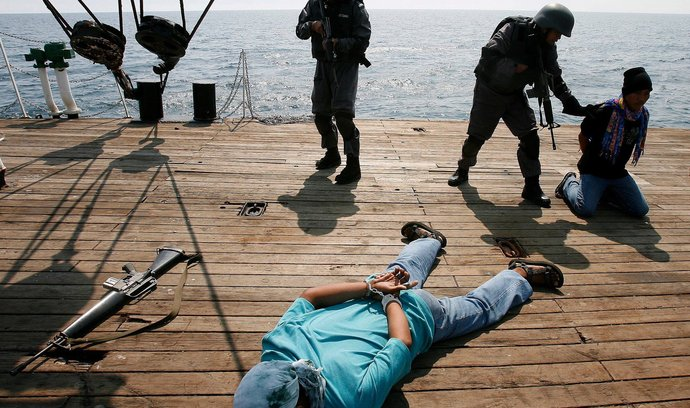 Piráti jsou zpátky, sevřeli Nigérii aFilipíny