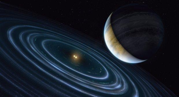 Extrémní exoplaneta: Naděje pro planetu Devět