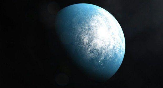 Vesmírný objev: První obyvatelná planeta o velikosti Země