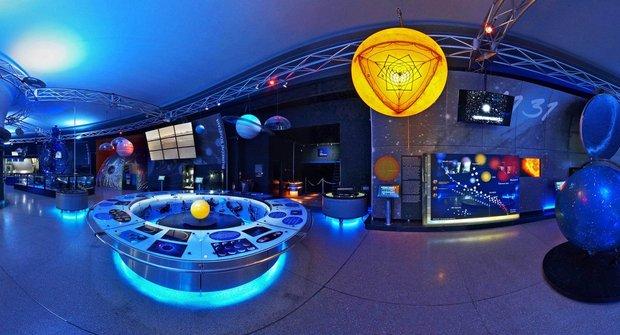 Galaxie bez kostiček: Pražské planetárium je jediné v Evropě!