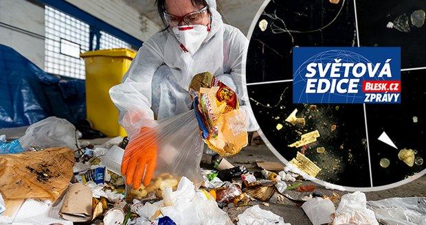 Amenaza desconocida: los microplásticos en el aire vuelan alrededor del mundo, las islas se forman a partir de basura