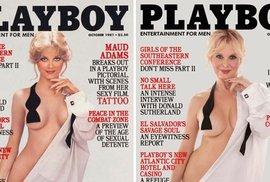 Sedm odvážných žen: Po letech se nechaly opět vyfotit na obálku Playboye