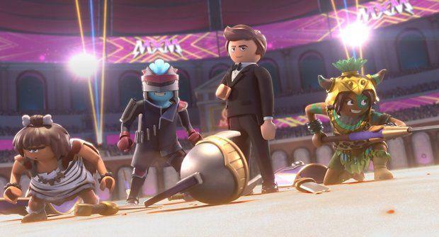 Soutěž s ABC o 12 stavebnic Playmobil ve filmu