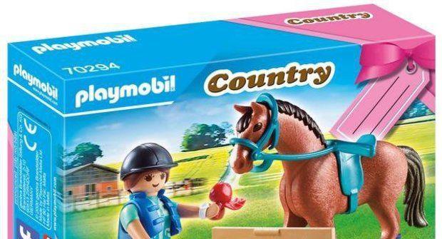Výherci soutěže o 10 stavebnic Playmobil