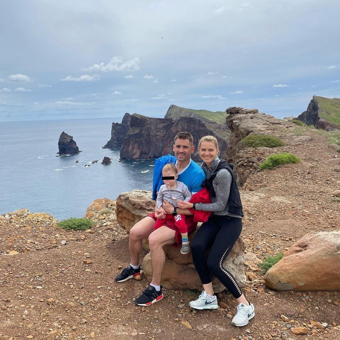 Plekanec, Šafářová a jejich Leontýnka na Madeiře