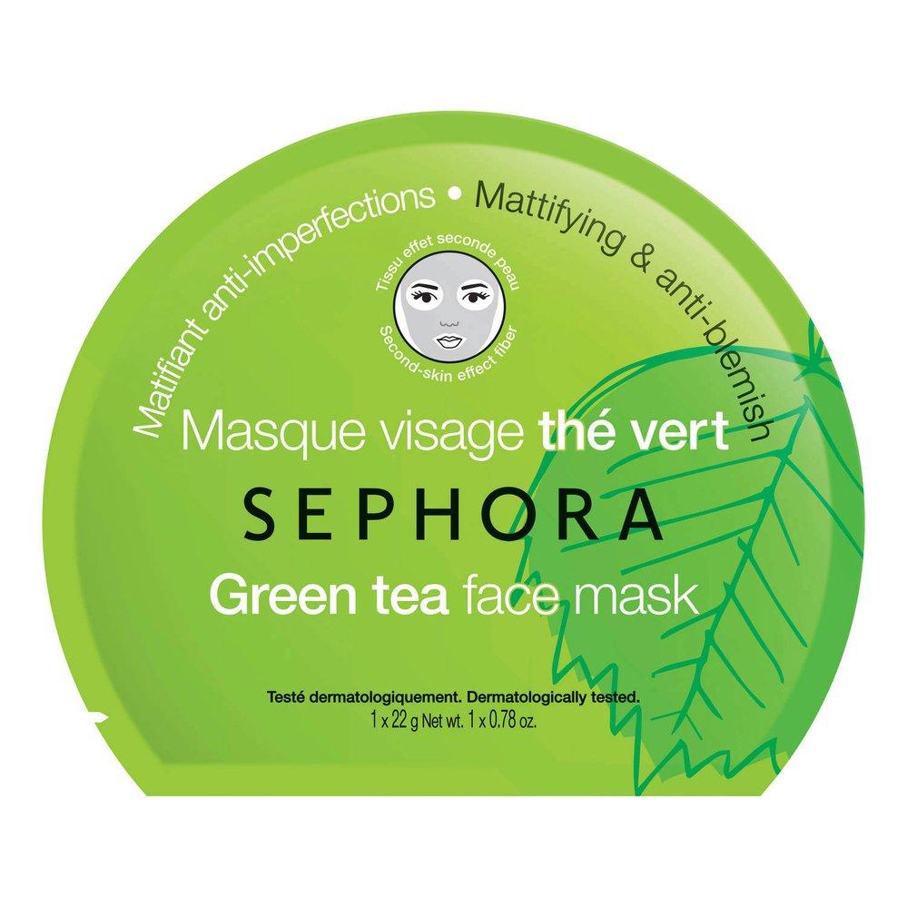 Textilní obličejová maska, Sephora, 110 Kč