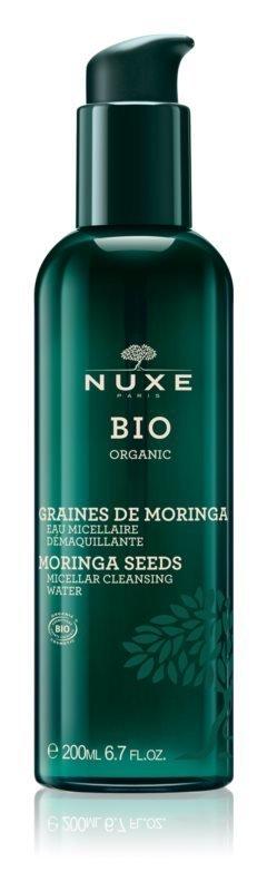 Čisticí micelární voda pro všechny typy pleti včetně citlivé, Nuxe Bio, notino.cz, 461 Kč/200 ml