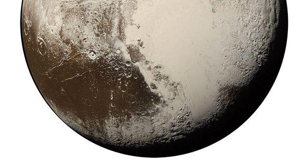 Pluto má srdce: Trpasličí planeta s dusíkem místo krve