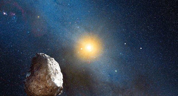Sonda zdraví Pluto: Ahóóój!!!