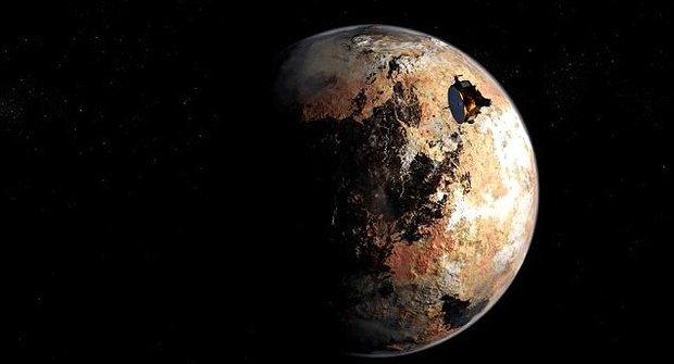 V červenci uvidíme Pluto zblízka!