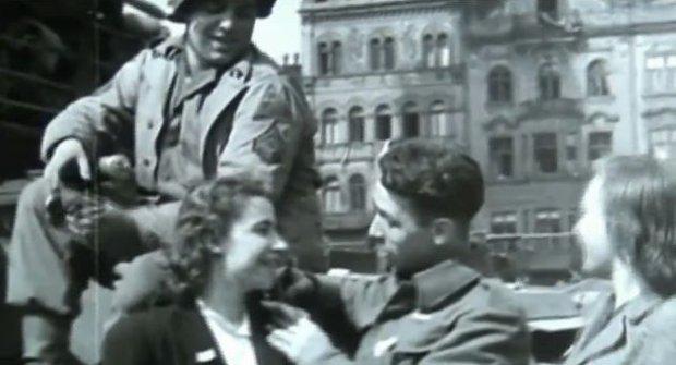 Jak vypadalo osvobození Plzně?