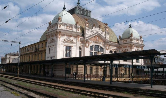 Plzeňské nádraží čeká rekonstrukce