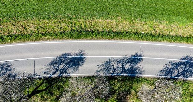 Jarní počasí v Česku přineslo řadu slunečných dní