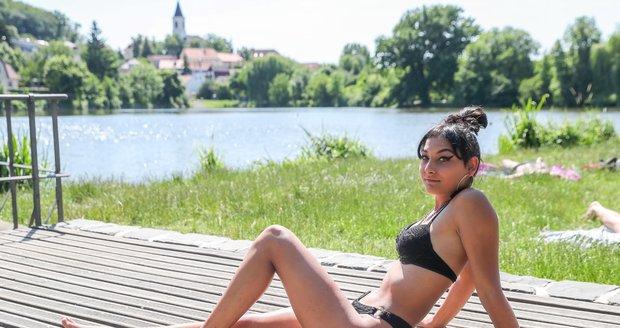 Letní počasí v Česku (červenec 2021)