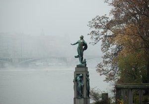 Autumn weather in the Czech Republic