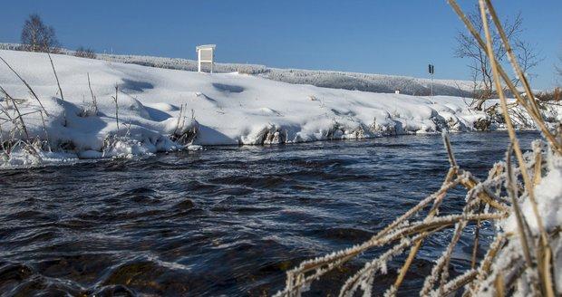Meteorologové zaznamenali 1. března ráno nejnižší teplotu v republice v Orlickém Záhoří na Rychnovsku