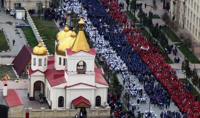 Pochod za Putina