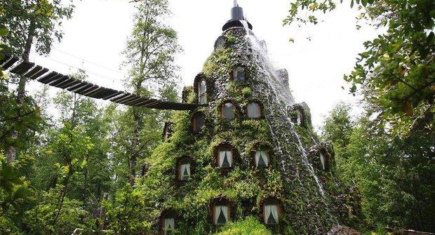 Podivuhodná místa: Magic Mountain Lodge