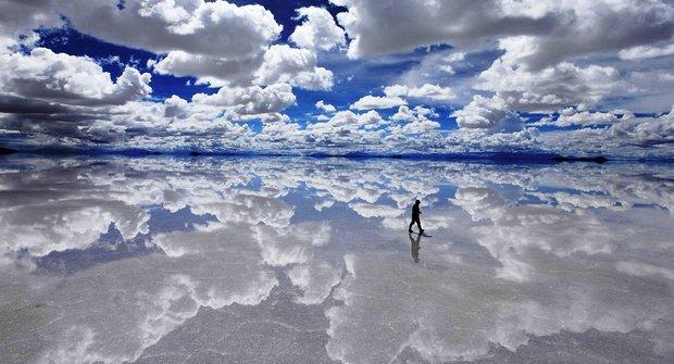 Podivuhodná místa: Solná pláň Salar de Uyuni