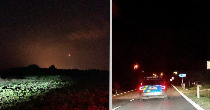 Zapálené auto na jihu Čech mělo zakrýt krutý zločin: Policie hledá svědky i řidiče!