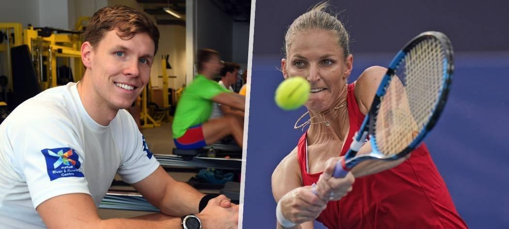 Jakub Podrazil přes sociální sítě sepsul tenisovou hvězdu Karolínu Plíškovou