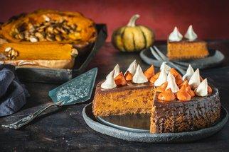50 nejkrásnějších podzimních dortů, které mohou zdobit i vaši tabuli