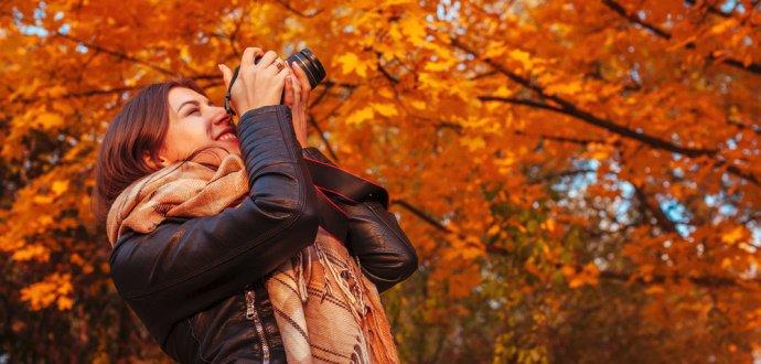 Zachyťte barvy podzimu: 8 tipů, se kterými pořídíte parádní podzimní fotky