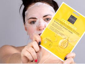 Podzimní péče o pleť: Vsaďte na pleťové masky