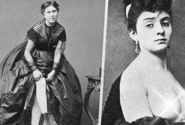 Nymfy noci: Takto vypadaly proslulé prostitutky z vídeňského Grabenu v roce 1865