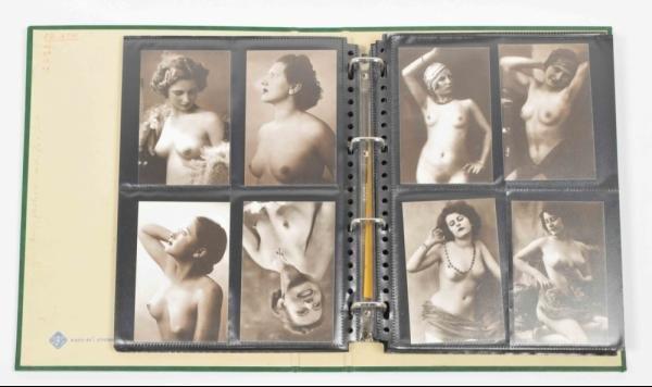 Hanbaté pohlednice měly v minulosti jeden zásadní úkol - povzbuzovat muže mimo domov, zejména ve válce.