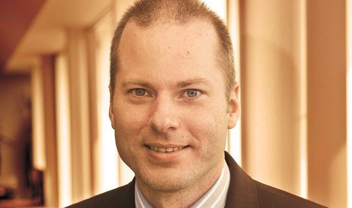 Christoph Witte, generální ředitel úvěrové pojišťovny Credendo – Short-Term EU Risks úvěrová pojišťovna, a.s.
