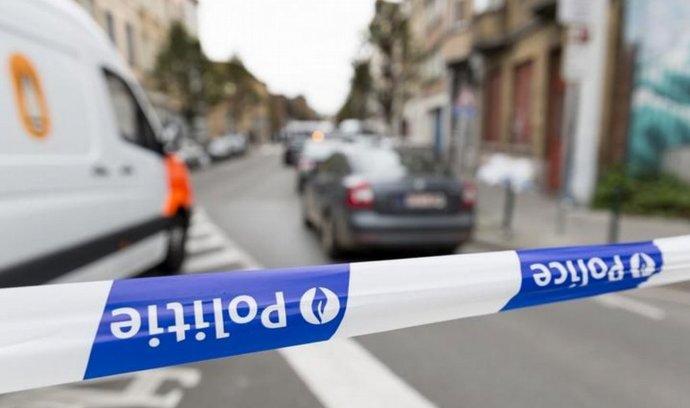 Policejní operace v bruselské čtvrti Molenbeek