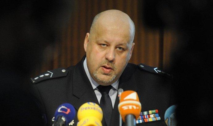 Bývalý policejní prezident Petr Lessy