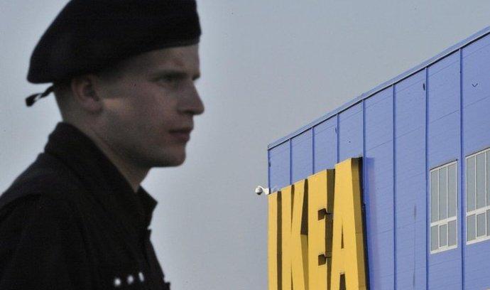 Policie evakuovala všechny čtyři obchodní domy Ikea v České republice.